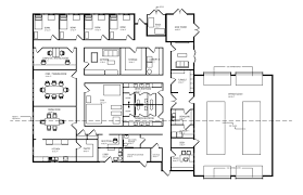 Fire Station Floor Plans by Paw Vue