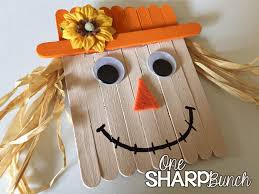cute scarecrow wallpaper popsicle stick scarecrow one sharp bunch