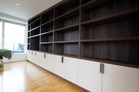 Fitted Living Room Furniture London Bespoke TV Unit - Contemporary fitted living room furniture
