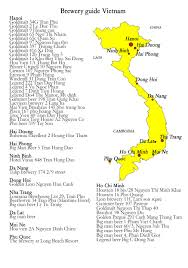 Where To Buy Maps Beervn Com Everything About Beer And Breweries In Vietnam