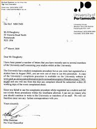 format of the formal letter gallery letter format examples