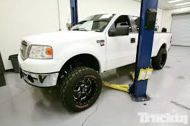 Ford F150 Truck Tires - ford f 150 amp research step install step on up photo u0026 image