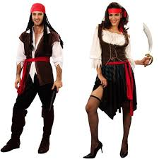 Mens Size Halloween Costumes Aliexpress Buy Captain Pirates Caribbean Jack Sparrow