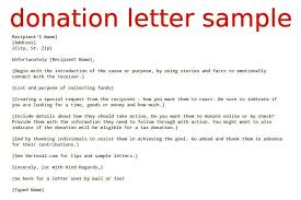 Fundraising Letter Sles For Donations Donation Letter Sles Fundraising Donation Request Letter