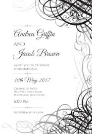 free printable wedding invitation templates greetings island