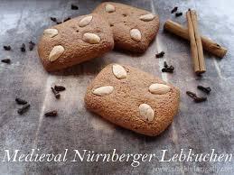 medieval nürnberger lebkuchen recipe sew historically