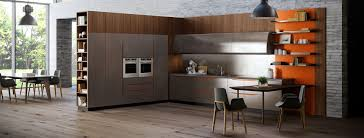 miami is a distinctive handle less contemporary kitchen by biefbi