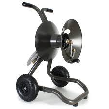 water hose reel wall mount portable garden hose reel cart with wheels u2013 eley hose reels