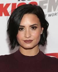 Bob Frisuren F D Nes Und Feines Haar by Demi Lovato Promis Frisur Und Haar