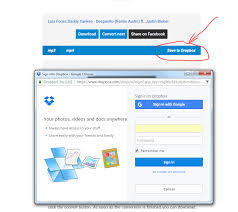 dropbox youtube download ytmp3 cc review and tutorial youtube to mp3 step 4 download to