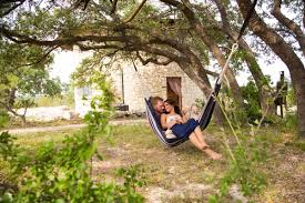 Big Rocking Chair In Texas Texas Hill Country Lodging Texas Hill Country Getaway Texas