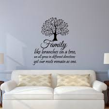 popular sticker on letter buy cheap sticker on letter lots from family wall decal quotes family like branches on a tree inspirational quote wall decals vinyl lettering