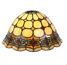 Desk Lamp Shade Replacement Atlantic Small Tiffany Replacement Table Lamp Shade By Tiffany