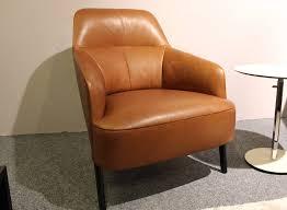 beistelltische wittmann wittmann fauteuil sessel mono leder braun