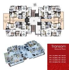 floor plan calicut landmark builders landmark world at calicut