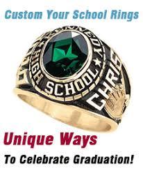 senior rings for high school design your own custom rings customringjewelry