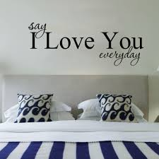 compare prices on 3d words love online shopping buy low price 3d say i love you everyday romantic wall words vinyl home decor lettering graphic 8