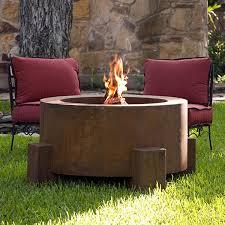 Wood Burning Firepit Build Outdoor Wood Burning Pit Plus Wood Burning Pit