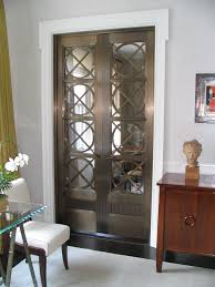 bronze u0026 glass interior doors bathroom and kitchen detail u2026 flickr