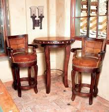 Leather Swivel Bar Stool Custom Bar Stools Custom Bistro Tables Counter Stools Custom