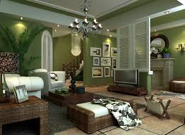 lovable green living room ideas green and which color can go for
