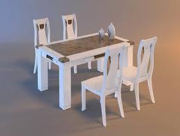 table de cuisine chaises tables de cuisines des tables blanches manger en bois et chaises