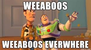 Weeaboo Meme - im a otaku not a weeaboo meme on imgur