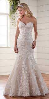 fit and flare wedding dress essense of australia 2017 wedding dresses of bridal