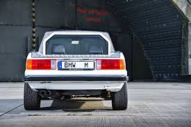 Bmw M3 Truck - bmw actually built two m3 pickup trucks