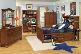 kids full size bedroom sets integrated bed frame and study desk