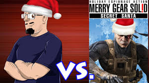 johnny vs merry gear solid