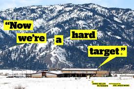 how early to arrive for black friday at target how a remote idaho defends itself