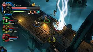 similar to dungeon siege dungeon alliance review brash