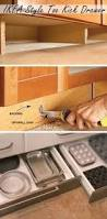 toe kick drawers awesome idea for the unused space under your