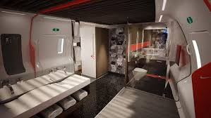nike teague create private jet concept for sports teams digital