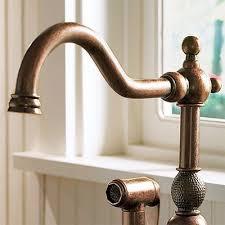 copper faucets kitchen copper kitchen faucets coredesign interiors