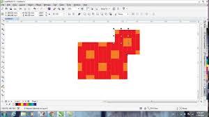 pattern corel x7 object hinting in coreldraw seamless pattern coreldraw tutorial
