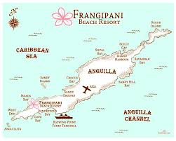 Anguilla Map Business Maps U2014 Custom Map Design By Snappymap