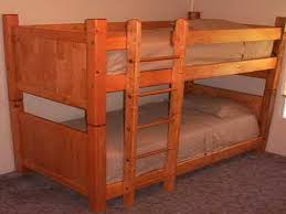 Make Wood Bunk Beds by Improvement U0026 How To How To Make A Bunk Bed Interior