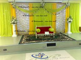 wedding stages weddings mehndi stages walima stages by mr