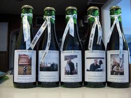 wine wedding favors bottles jpg