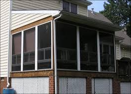 henrico sliding porch panels rbm remodeling solutions llc