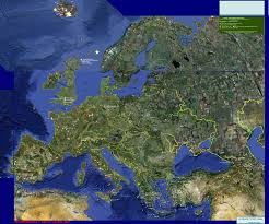 Earth Maps Europe Google Earth And Maps Throughout Roundtripticket Me