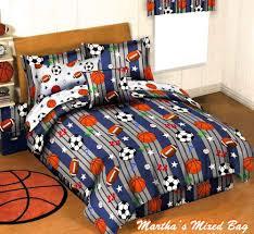 basketball bedding twin kids bedding boys all star sports