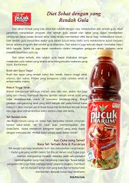 Teh Pucuk advertorial copy writing class ad brand club