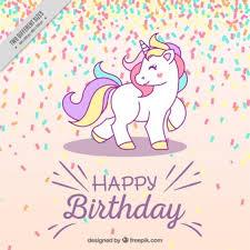 Unicorn Birthday Meme - unicorn vectors photos and psd files free download