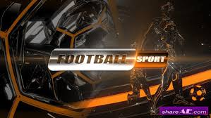 football opener logo u0026 on air complete package after effects