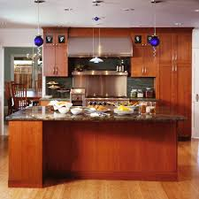 cherry cabinets contemporary kitchen kitchen contemporary with