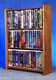 Vhs Storage Cabinet Oak Cabinet For Dvd S Vhs Books And More