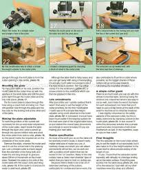 Building A Router Table by Build Horizontal Router Table U2022 Woodarchivist